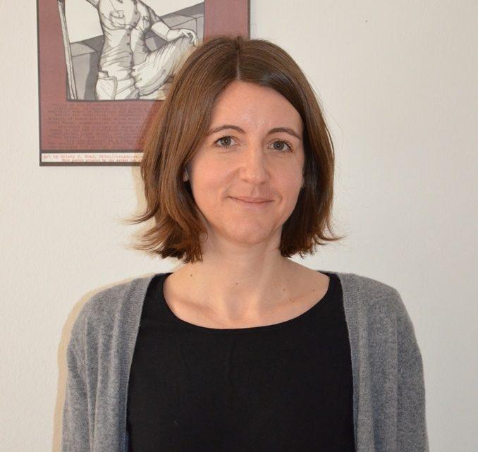 Julia Schuster, Universitätsassistentin am Institut für Frauen- und Geschlechterforschung der JKU