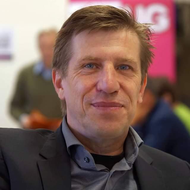 Manfred Walter, Stv. Betriebsratsvorsitzender an der JKU, Bundesvorsitzender der UGÖD