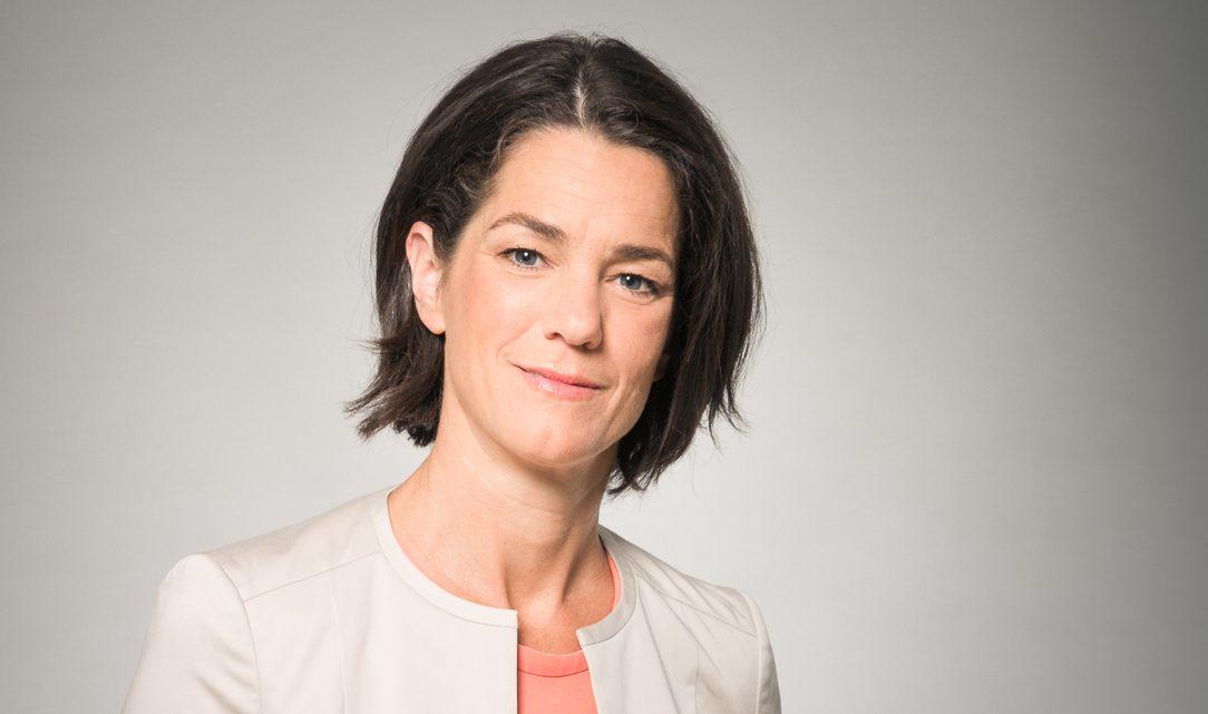 Maria Buchmayr, Landessprecherin Grüne OÖ und Landtagsabgeordnete